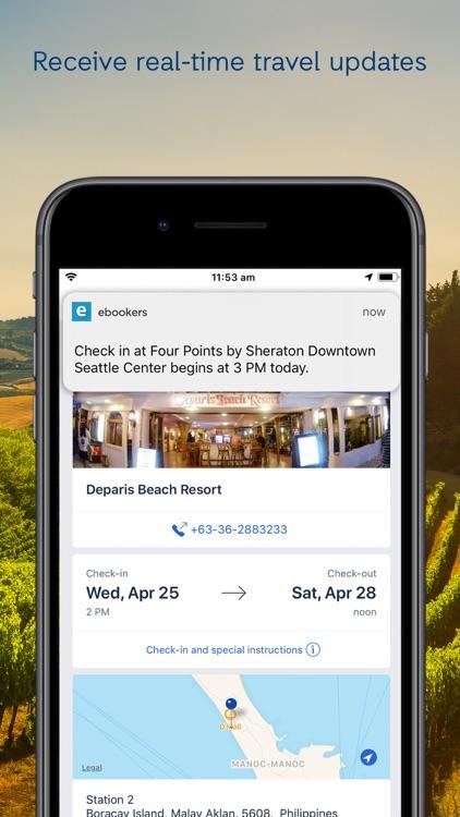 ebookers Hotels & Flights screenshot-4