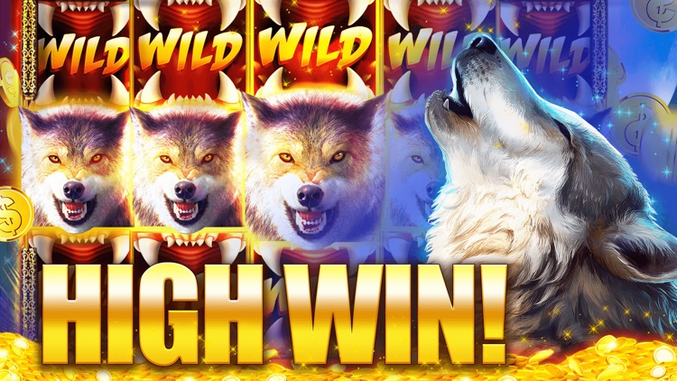 Wolf Slots Jackpot Casino ™ screenshot-0