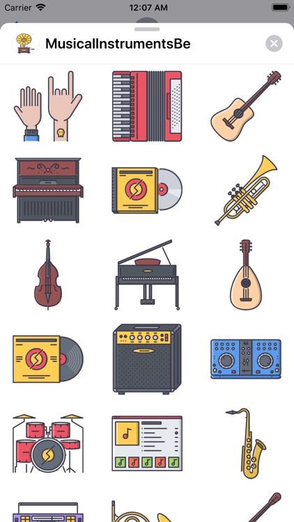 MusicalInstrumentsBe