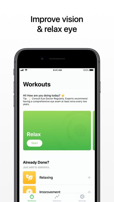 Eye Workout: Perfect Eyesight | App Price Drops