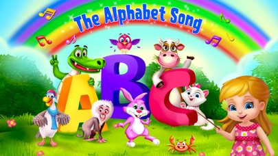 The ABC Song: Full Version screenshot one
