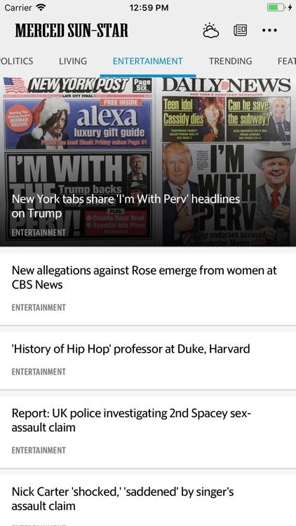 Merced Sun-Star News screenshot-3