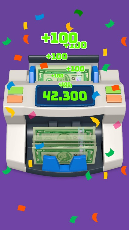 Money Maker 3D - Print Cash screenshot-4