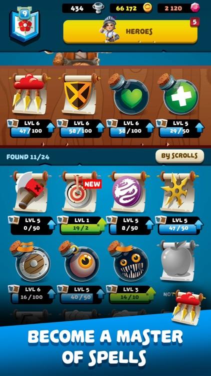 Knockdown Heroes screenshot-3