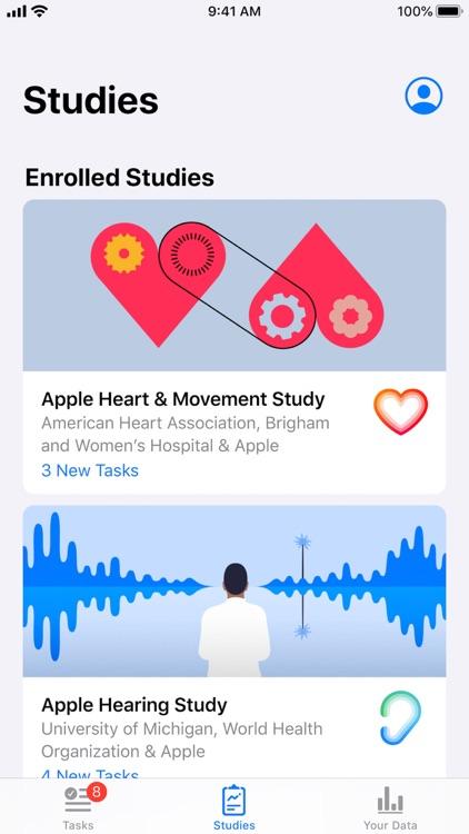 Apple Research screenshot-4