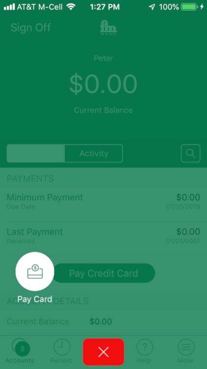 FM Credit Card screenshot-3