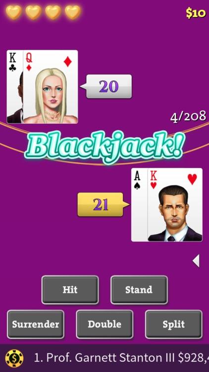 Blackjack - Basic Strategy screenshot-4