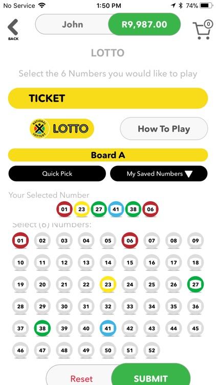 SA National Lottery screenshot-8