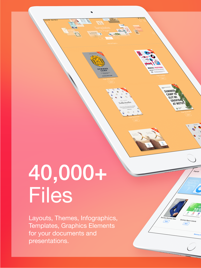 ‎Toolbox for iWork Screenshot