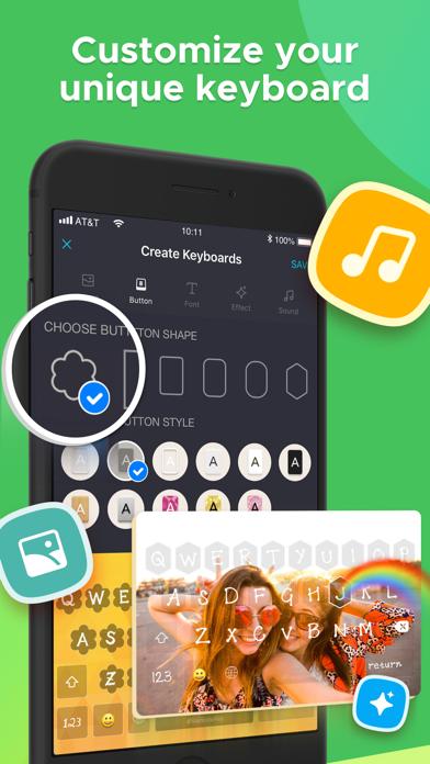 download New Emoji & Fonts - RainbowKey for PC