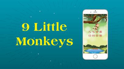 Screenshot for 9LittleMonkeys - Little Mokeys in Turkey App Store