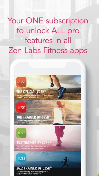 7 Minute Workout by C25K® screenshot-8