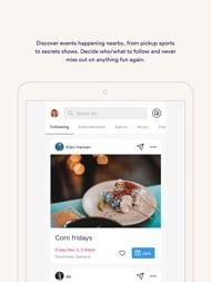 IRL - Social Calendar ipad images