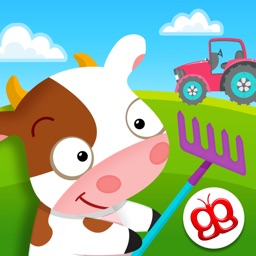 Happy Little Farmer