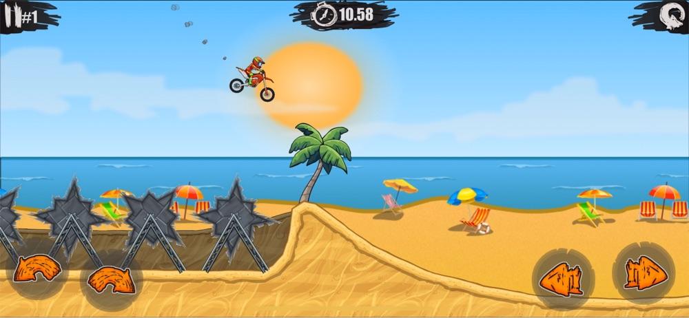 Moto X3M Bike Race Game Cheat Codes