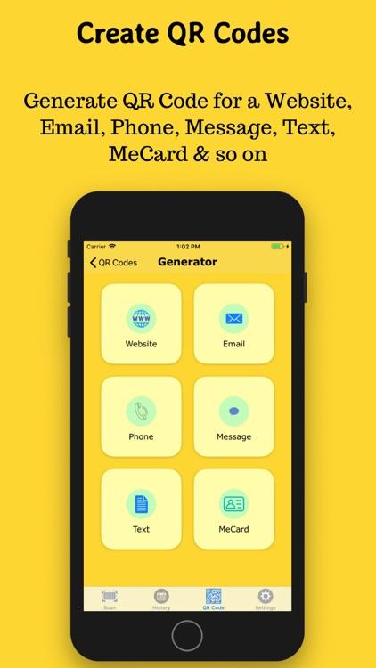 QR Scanner ! screenshot-3