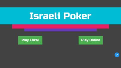 Israeli Poker screenshot 1