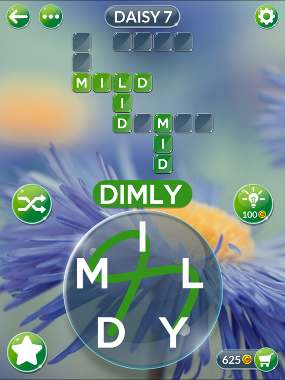 Wordscapes In Bloom screenshot 11