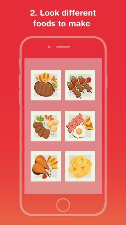 Handy Recipes: Easy & Healthy screenshot-3