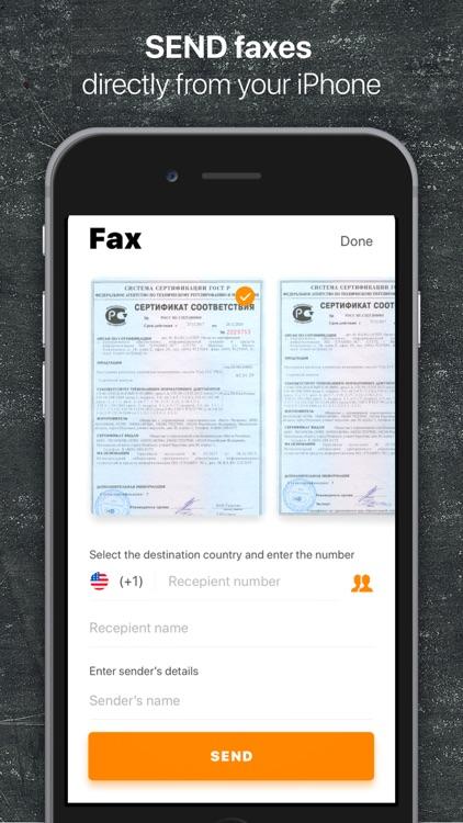 PDF Scanner: Scan Documents screenshot-3
