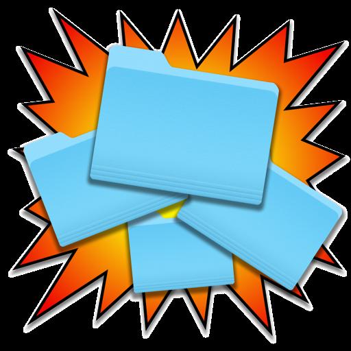 Folder Crazy Desktop