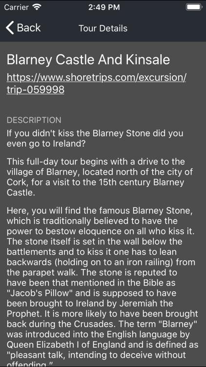 Alcon Travel App screenshot-3