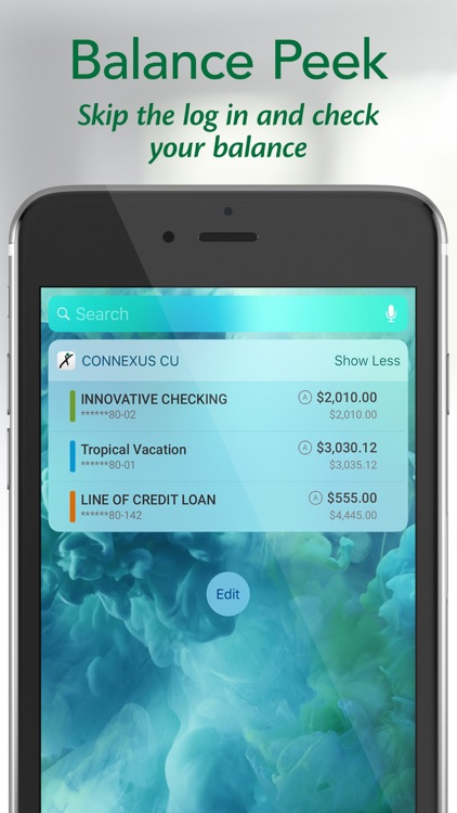 Connexus Credit Union screenshot-1