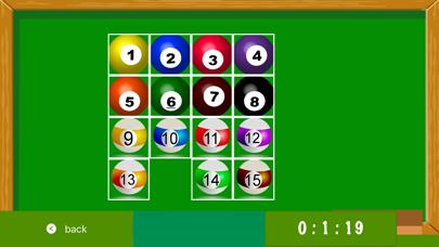 Billiardo and Numbers screenshot 9