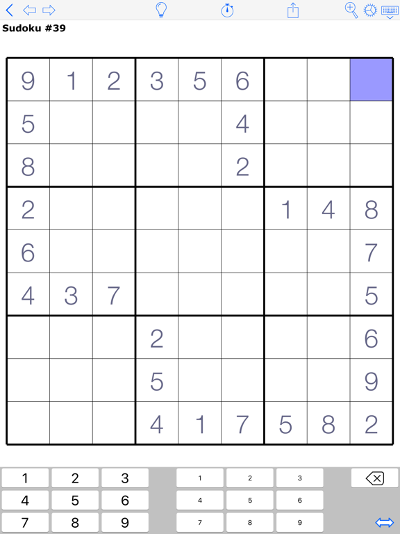 Puzzazz Crossword, Cryptic, Logic & Other Puzzles screenshot