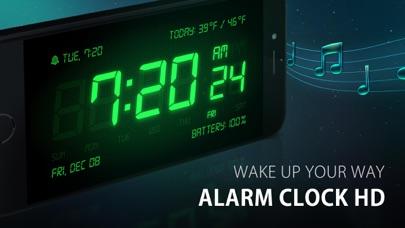 Alarm Clock HD - Pro Screenshots