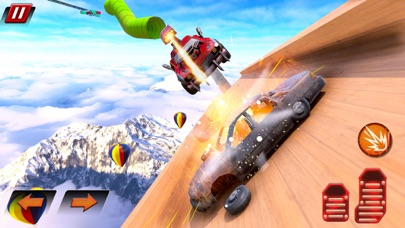 Crazy Shooting Car Stunts Sim screenshot 11