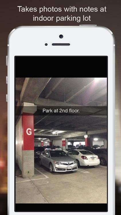 X Find My Car screenshot-3