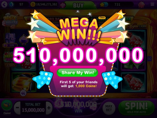 Slotomania™ Vegas Casino Slots on the App Store