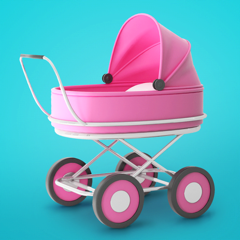 Baby & Mom Idle 3D Simulator