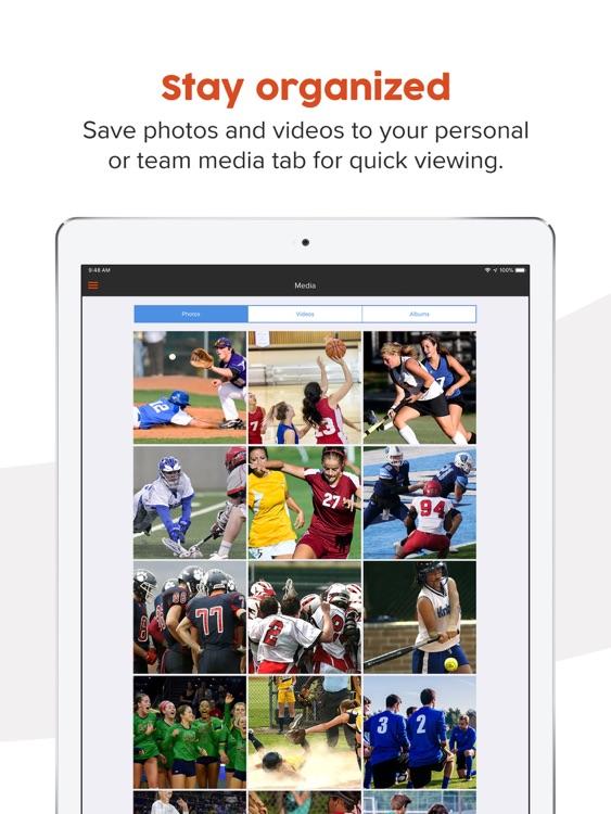 sportsYou for iPad screenshot-3