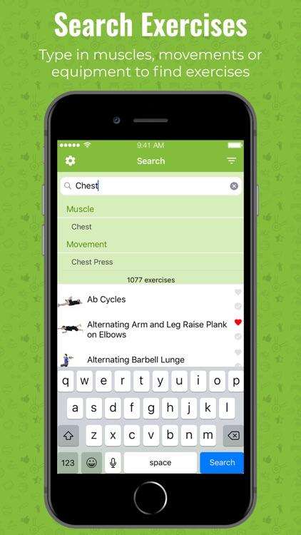 ExerGuide by TrainerPlus screenshot-4