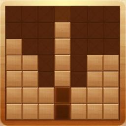 Wood block puzzle : classic