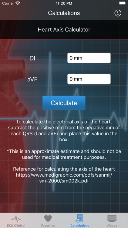 EKG Clinical screenshot-5