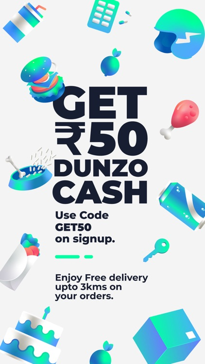 Dunzo: 24x7 delivery screenshot-0