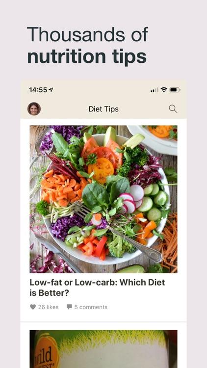 Fooducate - eat better coach screenshot-6