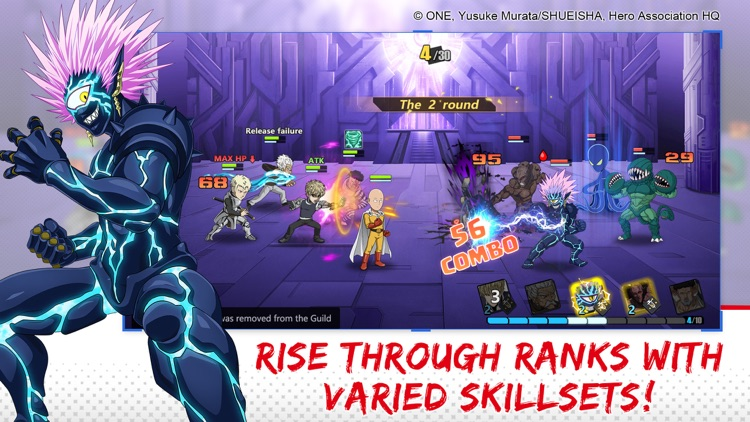 One-Punch Man: Road to Hero screenshot-5
