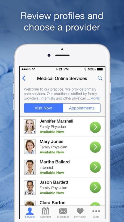 UnityPoint Health Virtual Care screenshot-1