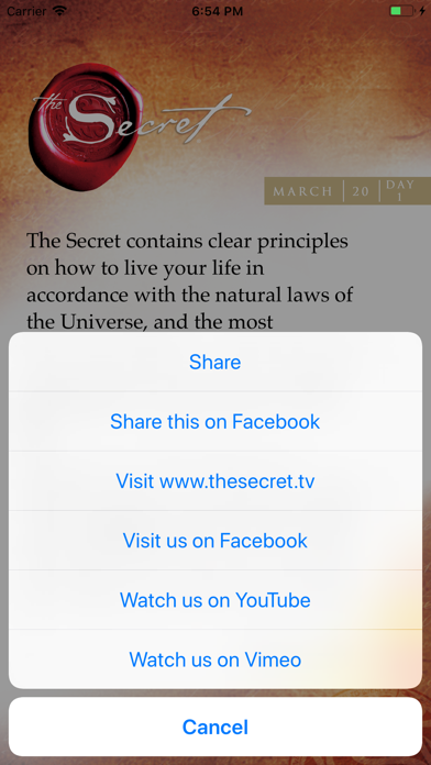 Daily Teachings Screenshot 3