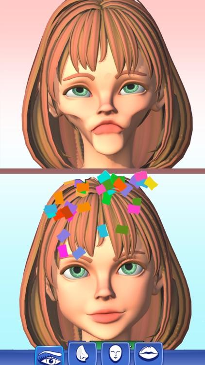 Fancy Faces 3D