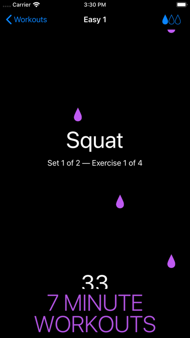 @Fitness! Screenshot 1