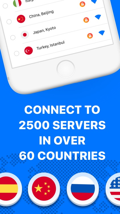 VPN Go: Unlimited Proxy Master screenshot-2