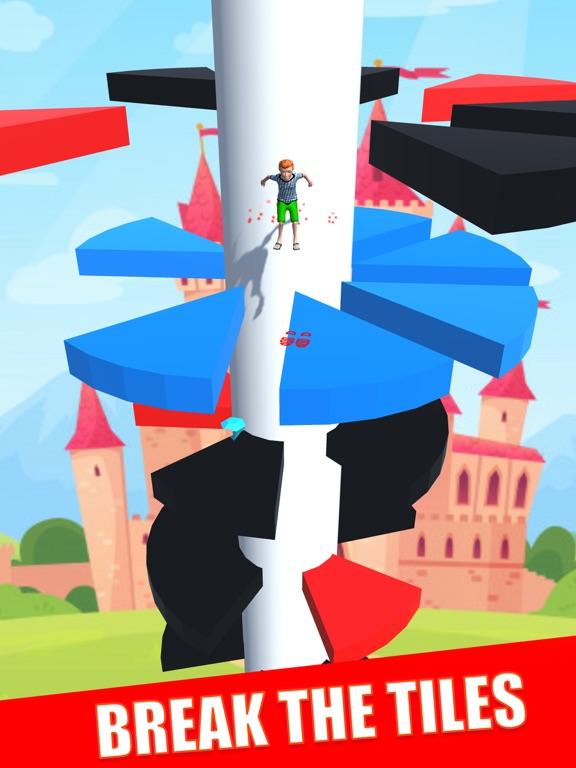 Helix Royal Jumper 3D screenshot 6