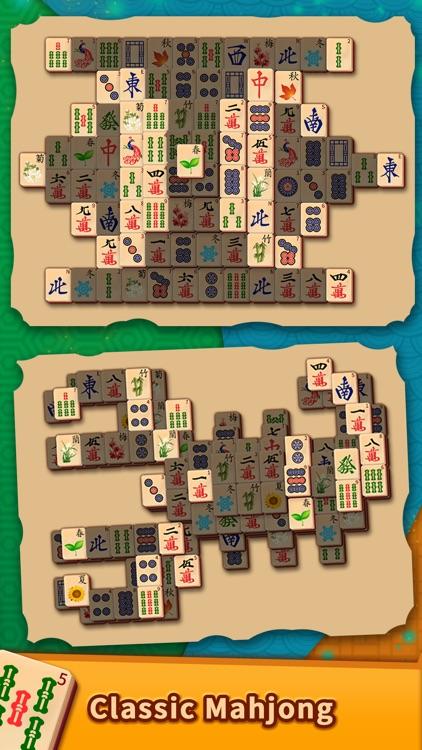 Mahjong Solitaire Puzzles screenshot-0