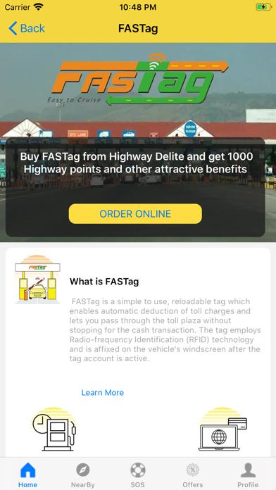 Highway Delite screenshot two