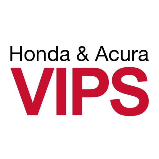 Honda and Acura VIPS